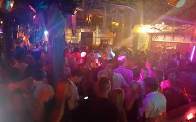 Cap d´Agde swingers bars