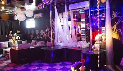 Eternity swingers club in Gran Canaria