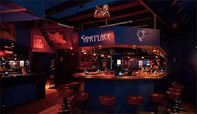Sameplace swingers club in Amsterdam